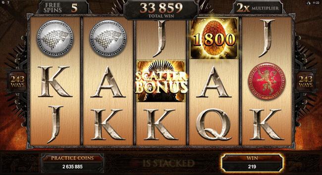 Nettbaserte spilleautomater med 243 Ways to Win
