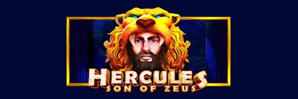 hercules son of zevs topp 10 spilleautomater