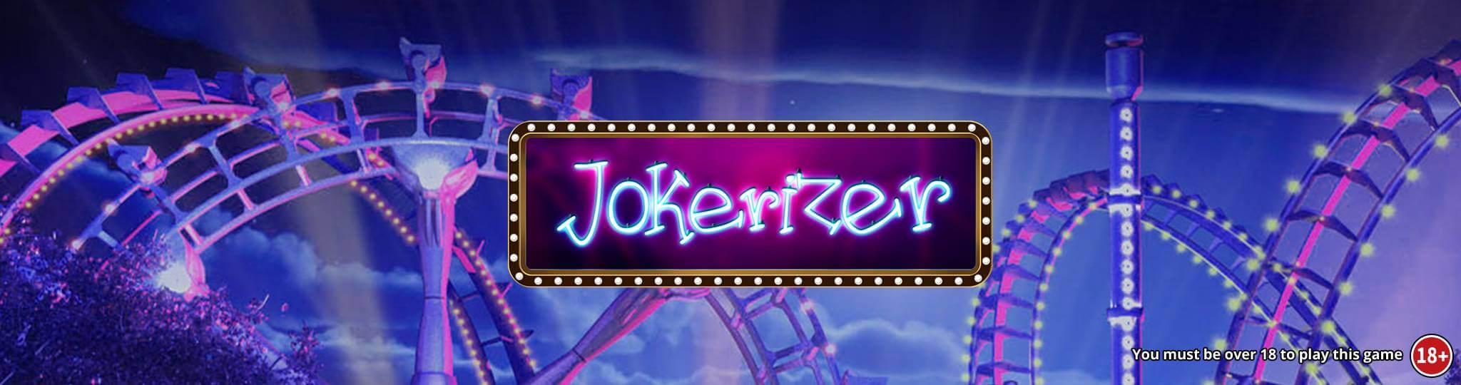 jokerizer topp 10 spilleautomater online