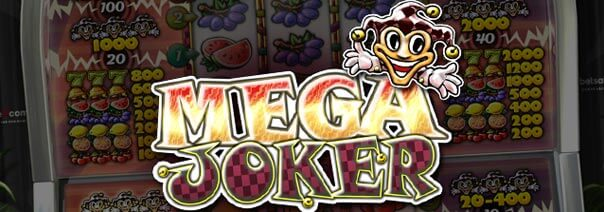 mega joker topp 10 spilleautomater spillene du vinner mest på