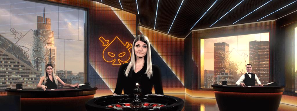 Ninja VR Live Casino