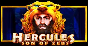 Hercules – Son of Zevs spilleautomat topp 10 automater