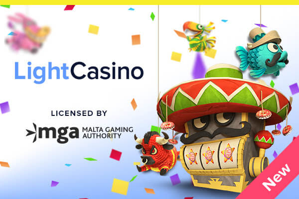 LightCasino - nytt casino 2019